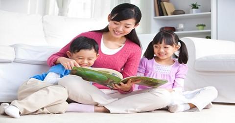 10 cách dạy con học tiếng Anh cực hữu ích dành cho cha mẹ
