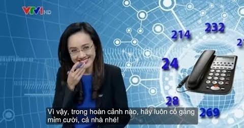 Những sự cố hài hước trên sóng truyền hình Việt Nam