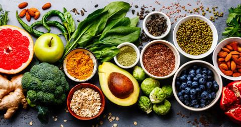 10 loại thực phẩm lành mạnh và bổ dưỡng giúp bạn giảm cân hiệu quả