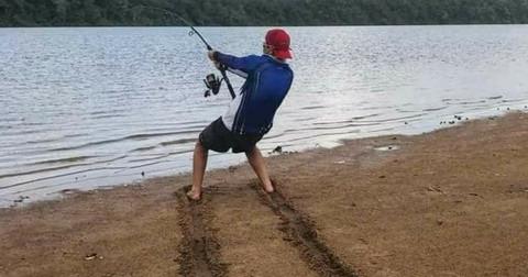 Câu cá thật không dễ dàng =)))