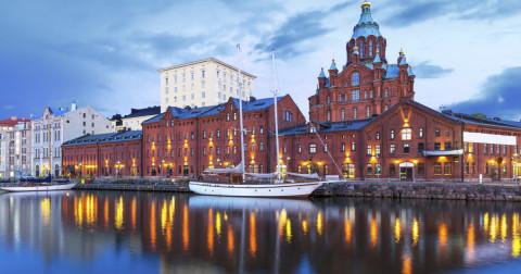 Top 5 lý do tại sao bạn nên du học Phần Lan.