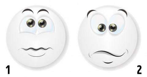 Trắc nghiệm tính cách: Khuôn mặt bạn chọn tiết lộ điều gì về bạn?