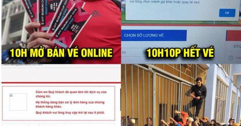 Ảnh chế mua vé bóng đá online AFF CUP cười ra nước mắt