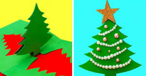 22 Ý tưởng thiết kế và trang trí thiệp Giáng Sinh tuyệt vời mà không tốn kém