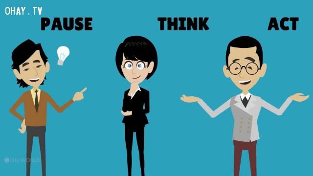 Nghĩ và làm là hai việc rất khác nhau.  ,sự thật cuộc sống