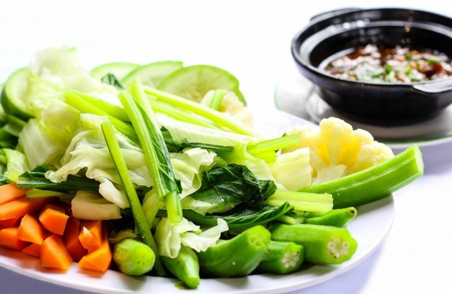 ,lợi ích ăn chay, ăn chay, sống khỏe, sức khỏe
