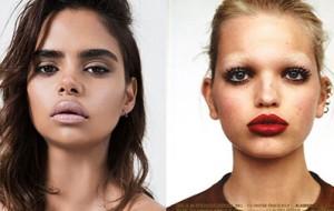 Nét dị biệt lệch chuẩn của thế hệ người mẫu mới