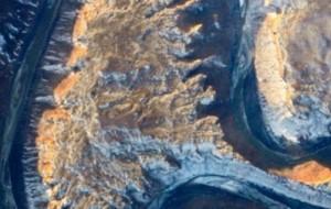 Kinh ngạc 26 chữ cái kỳ lạ khắp hành tinh của NASA