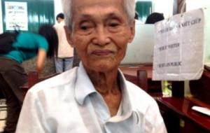 """Người viết thư thuê cuối cùng tại Sài Gòn: """"Còn phụng sự được là còn vui"""""""