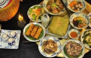 Khám phá những món ăn đặc trưng trong mâm cỗ ngày Tết miền Bắc